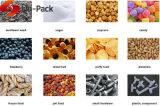 De Machine van de Verpakking van het Suikergoed van de chocolade met multi-HoofdWeger
