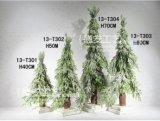 Grüner künstlicher Weihnachtsbaum des Baum-PE+PVC mit gutem Preis