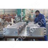 (Gleiches Alpha laval CB76, Dandoss B3-095) Kupfer hartgelöteter Platten-Ölkühler-Wärmetauscher für das Marinemotoröl-Abkühlen