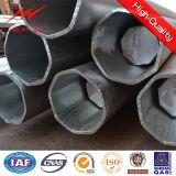 ASTM A123 achteckiger runder Pole Aufsatz-Stahlpreis