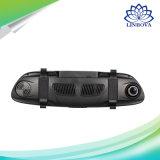 """7 """" Appareil photo 3G Voiture DVR GPS Bluetooth Rétroviseur double lentille Android 5.0 Enregistreur vidéo Full HD 1080P Auto Dash Cam"""