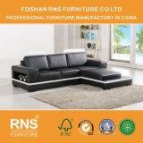 Programável moderno sofá de couro de alta qualidade Sala Escura Sofá 8065