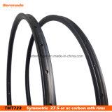 """7-Tiger 27mm de largura em fibra de carbono 27,5"""" Mountain Bike tubular da RIM"""