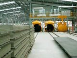 De holle Autoclaaf van de Machine AAC van het Blok lucht de Concrete Prijs van de Autoclaaf van de Machine van het Blok in Indische Markt
