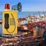 De Industriële Telefoon van de Noodoproep met de Bestand Intercom van de Vandaal van de Spreker Lound