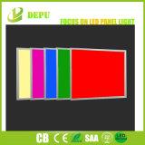 Ultradünne Leuchte-LED vertiefte Instrumententafel-Leuchte RGB-600X600 zum Handelszweck