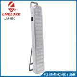 Parentesi ricaricabile portatile del basamento del briciolo dell'indicatore luminoso Emergency dei 90 LED