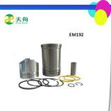 Manicotto della fodera del cilindro del motore diesel del Sichuan Emei Em192