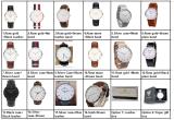Reloj de lujo de Quarzt del acero inoxidable del reloj de los hombres de la manera con el vidrio de la curva
