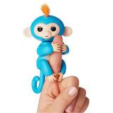 Amazon hot продажи детского Пэт палец деньги игрушки интерактивный детский Monkey