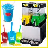 Коммерчески используемая большая машина питья шаров двойника емкости
