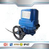 Drosselventil mit pneumatische Stellzylinder-Hersteller