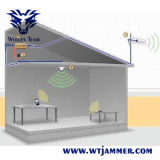 Tribande GSM900 DCS1800 WCDMA2100 Amplificateur de signal de téléphone cellulaire