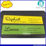 Righello di plastica stampato marchio su ordinazione del fornitore del righello per la cancelleria del banco dell'ufficio