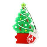 O polegar Bootable por atacado conduz presentes da árvore de Natal dos desenhos animados