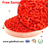 Plastic Red Phosphorus Flame Delaying Masterbatch for Basts Injection