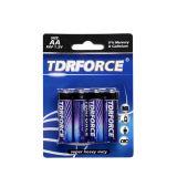 batterie R03-AAA-Um4 de carbone du zinc 1.5V lourde pour à télécommande