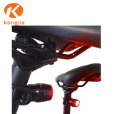 Indicatore luminoso posteriore della bici ricaricabile dell'indicatore luminoso di segnale di girata della bicicletta