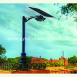 luz solar do jardim do diodo emissor de luz do UFO de 15W 140lm/W