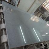 steen van het Kwarts van 20mm de Dikke Super Witte voor Tegel 062308 van de Vloer