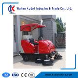 Elektrische industrielle Straßen-Kehrmaschine mit bestem Preis