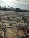 강철 프레임은 창고 건축 강철 구조물을 구축한다