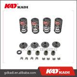 La valvola di motore del motociclo ha impostato per le parti del motociclo del pulsar 135 di Bajaj