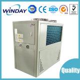 Chiller enfriados por aire del sistema de refrigeración para planta química