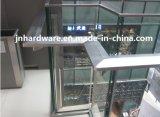 Glass의 Post를 위한 스테인리스 Steel Handrail