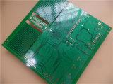 Placa de circuito do espelho de espigas de ouro de imersão do PCB de alumínio
