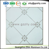 쉬운 청결한 건물 훈장 물자 알루미늄 중합 천장 도와