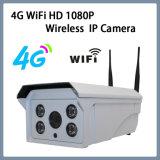 La seguridad 4G WiFi 1080P resistente al agua de la tarjeta SIM de cámaras IP CCTV