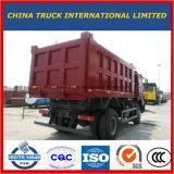 HOWO 290HP 4X2 덤프 트럭