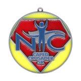 Gancio corrente della medaglia di sport del metallo di Halloween del premio su ordinazione dell'oro