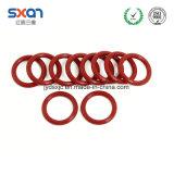 Anillo o de goma rojo del anillo o/del silicón/anillo o de goma