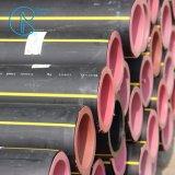 HDPEの黒い多ガス供給の管(SDR11)