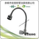 Faucet санитарных изделий 615094 пластичный с гибким шлангом весны