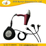 Оптовая торговля черным прочного втягивающийся кабель для мотовила Фен Dyh-1606