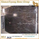 磨かれたサンローランの大理石またはPortorの金の大理石の平板およびタイル