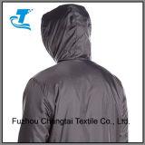 Les hommes veste à capuche Fleece-Lined du coupe-vent