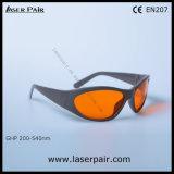 Alto nivel de la protección de anteojos protectores verdes del laser 532nm de Laserpair