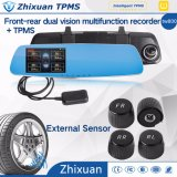 TPMS FuntionのFHD 1080Pの高品質のデジタル車のスポーツのカメラ