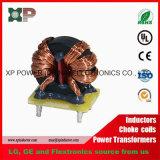 10MH Bobina de calço de ferrite Filtro Toroidal indutores de modo comum