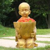 Heet verkoop de MiniDecoratie van de Tuin van Boedha van de Monnik