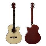 Cutaway акустической гитары цены по прейскуранту завода-изготовителя новый с большим качеством