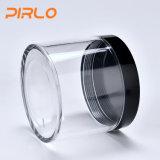 300g de lege Brede Plastic Kruik van de Room van de Zorg van de Huid van de Mond Kosmetische
