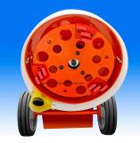Máquina de moedura concreta do assoalho da maquinaria de construção com único disco