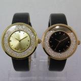 OEM Horloge 71342 van de Dames van de Manier van het Horloge van het Roestvrij staal van de Horloges van de Diamant