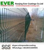 직류 전기를 통한 강철 검술을%s 열가소성 담그는 폴리에스테 녹색 분말 코팅