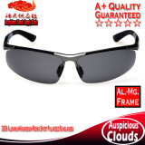 3009 lunettes de soleil polarisées par sport d'Aluminium-Magnésium